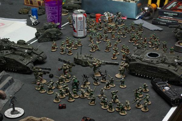 Army, Baneblade, Imperial Guard, Warhammer 40,000