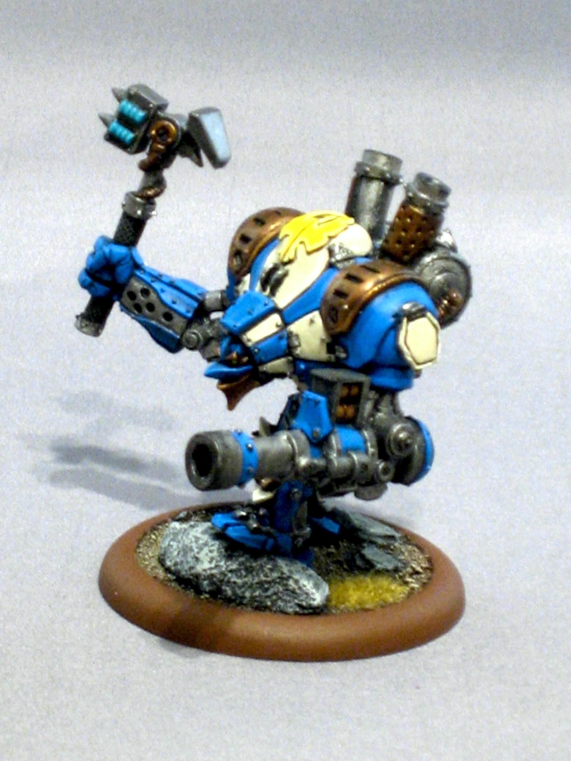 Cygnar, Prime, Warjack, Warmachine