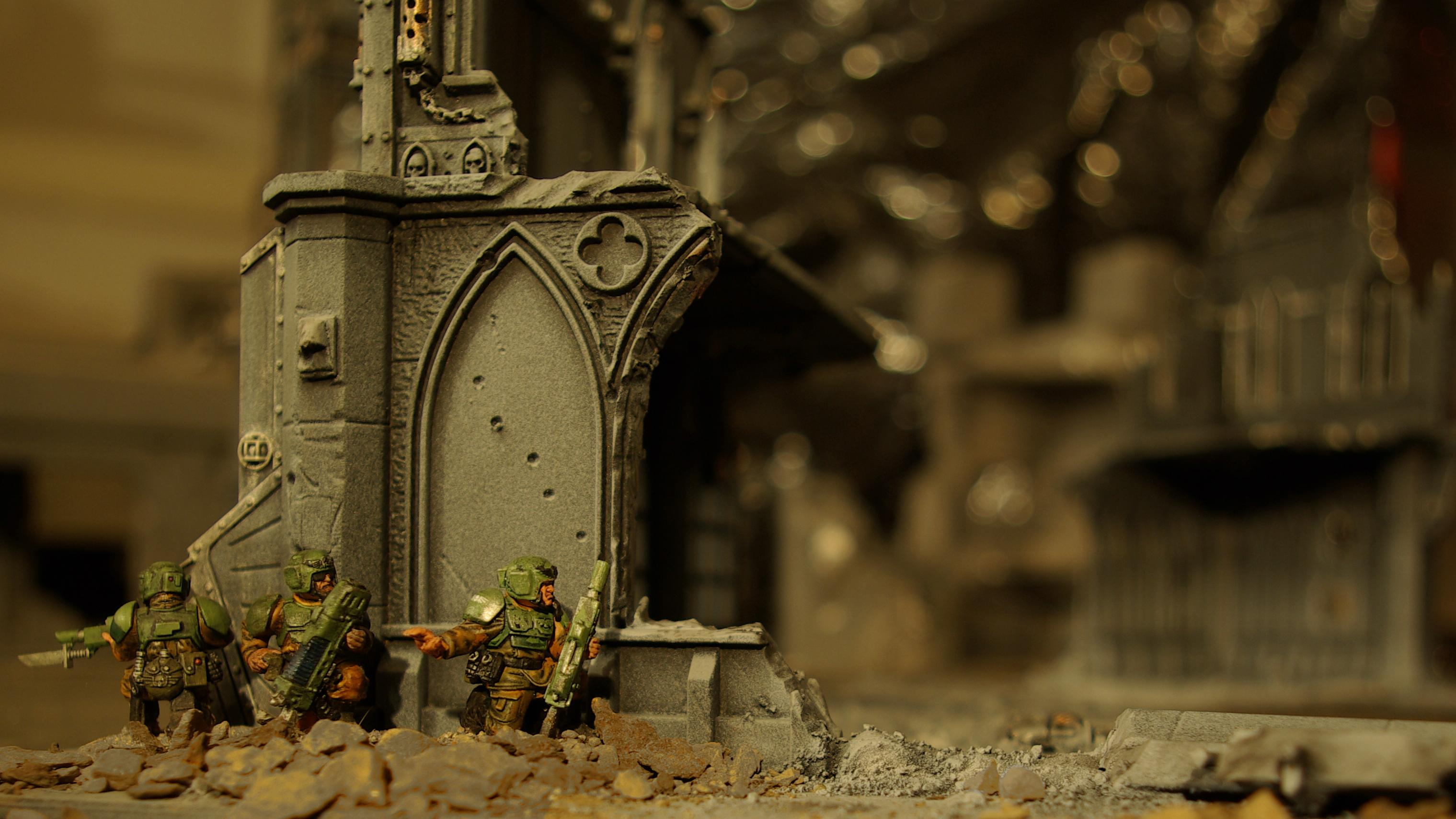 Action, Awesome, Cities Of Death, Imperial Guard, Warhammer 40,000
