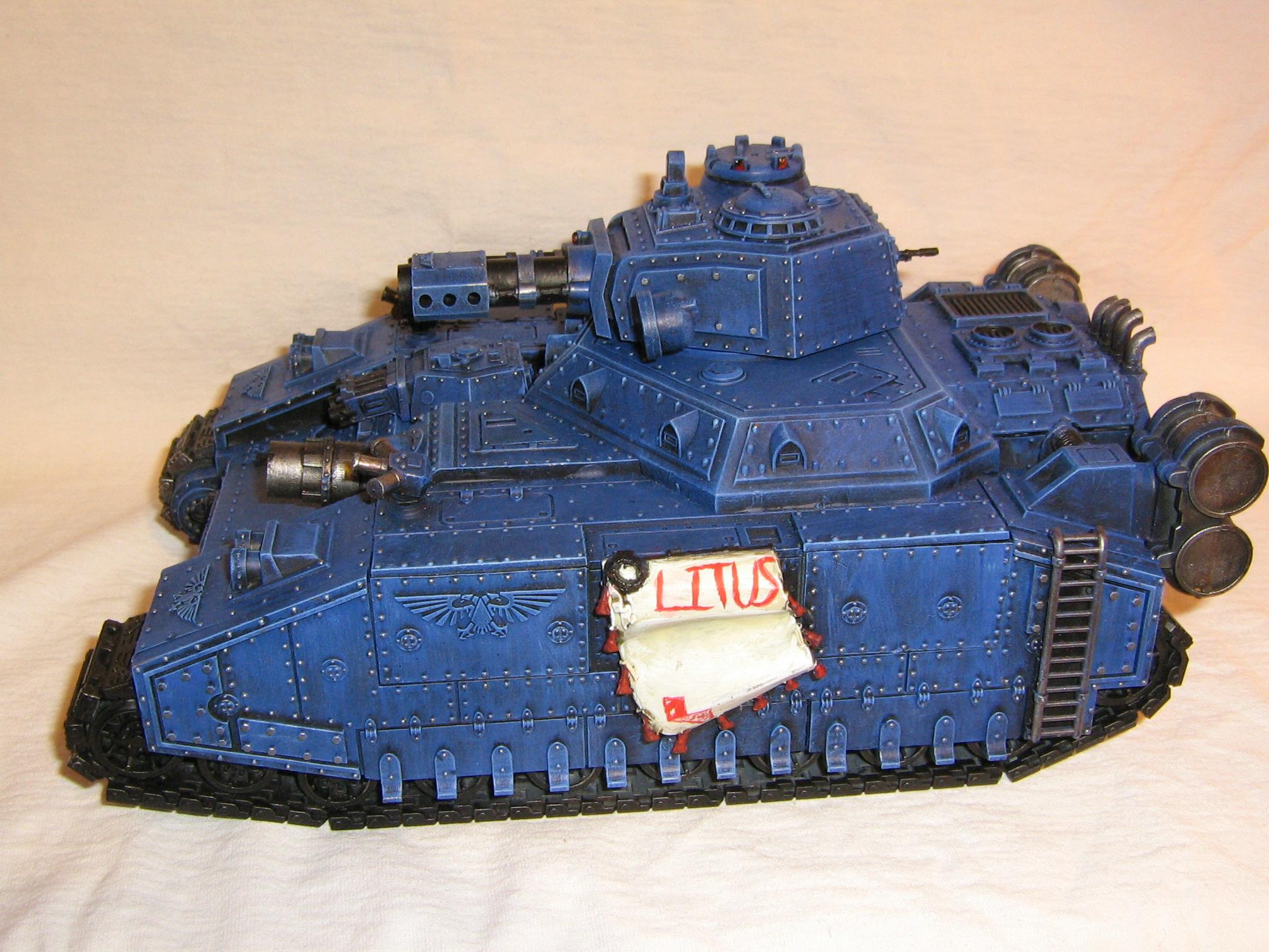 Baneblade, Imperial Guard, Super-heavy, Tank, Warhammer 40,000