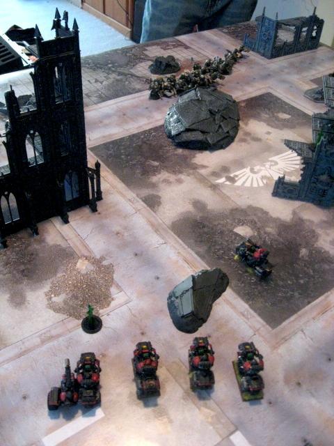 Battle Report, Cities Of Death, Warhammer 40,000