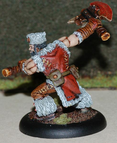 Khador, Manhunter, Warmachine