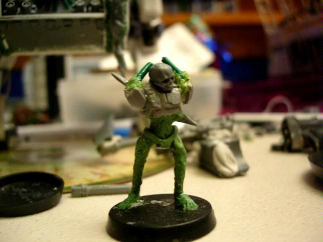 Imperial Guard, Mutant, Nurgle