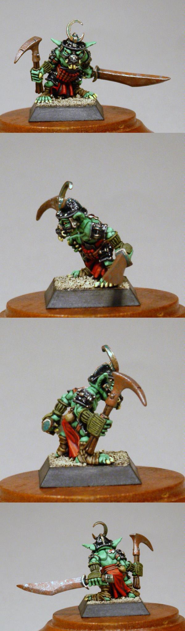 Goblins, Infantry, Rackham, Warhammer Fantasy