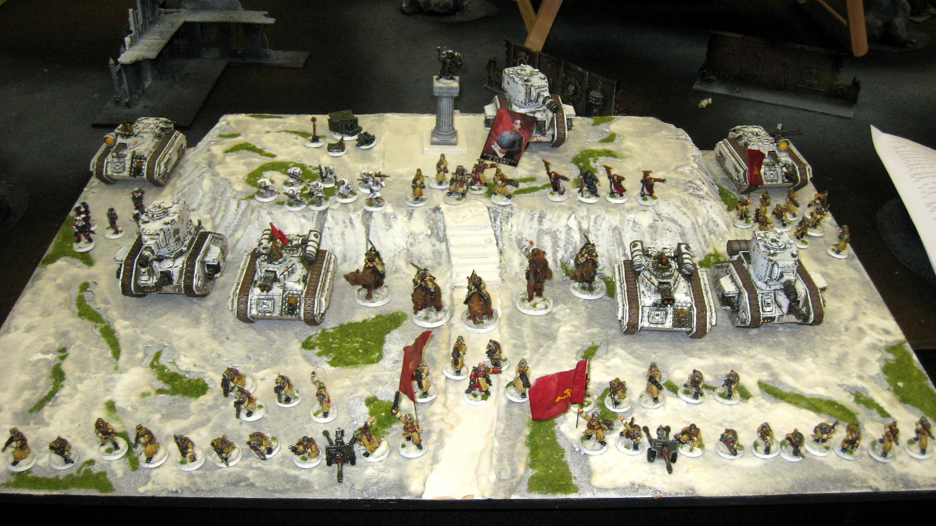 2008, Army, Baltimore, Display, Grand Tournament, Imperial Guard, Valhallans, Warhammer 40,000