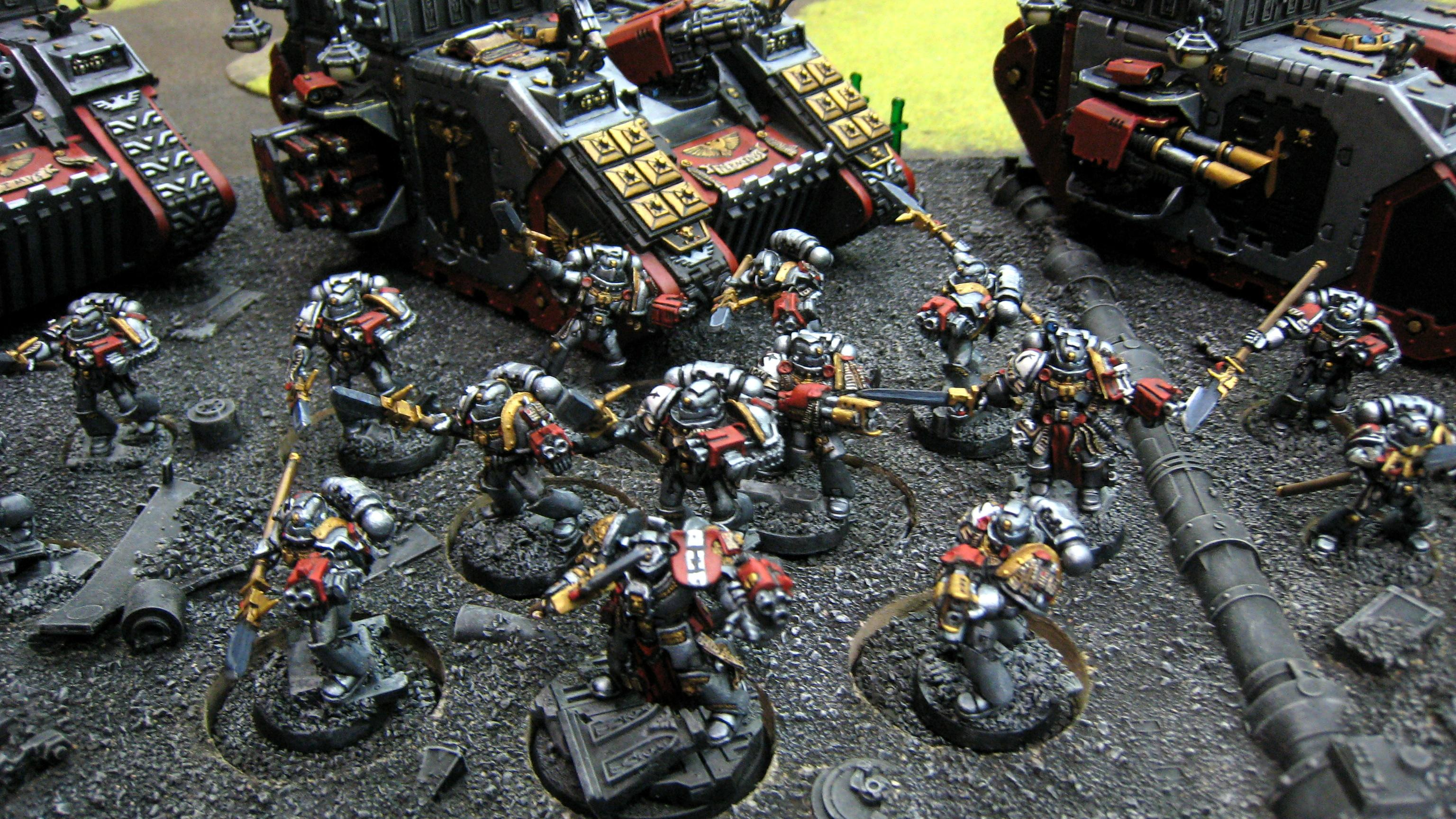 Army, Display, Grand Tournament, Grey Knights, Warhammer 40,000