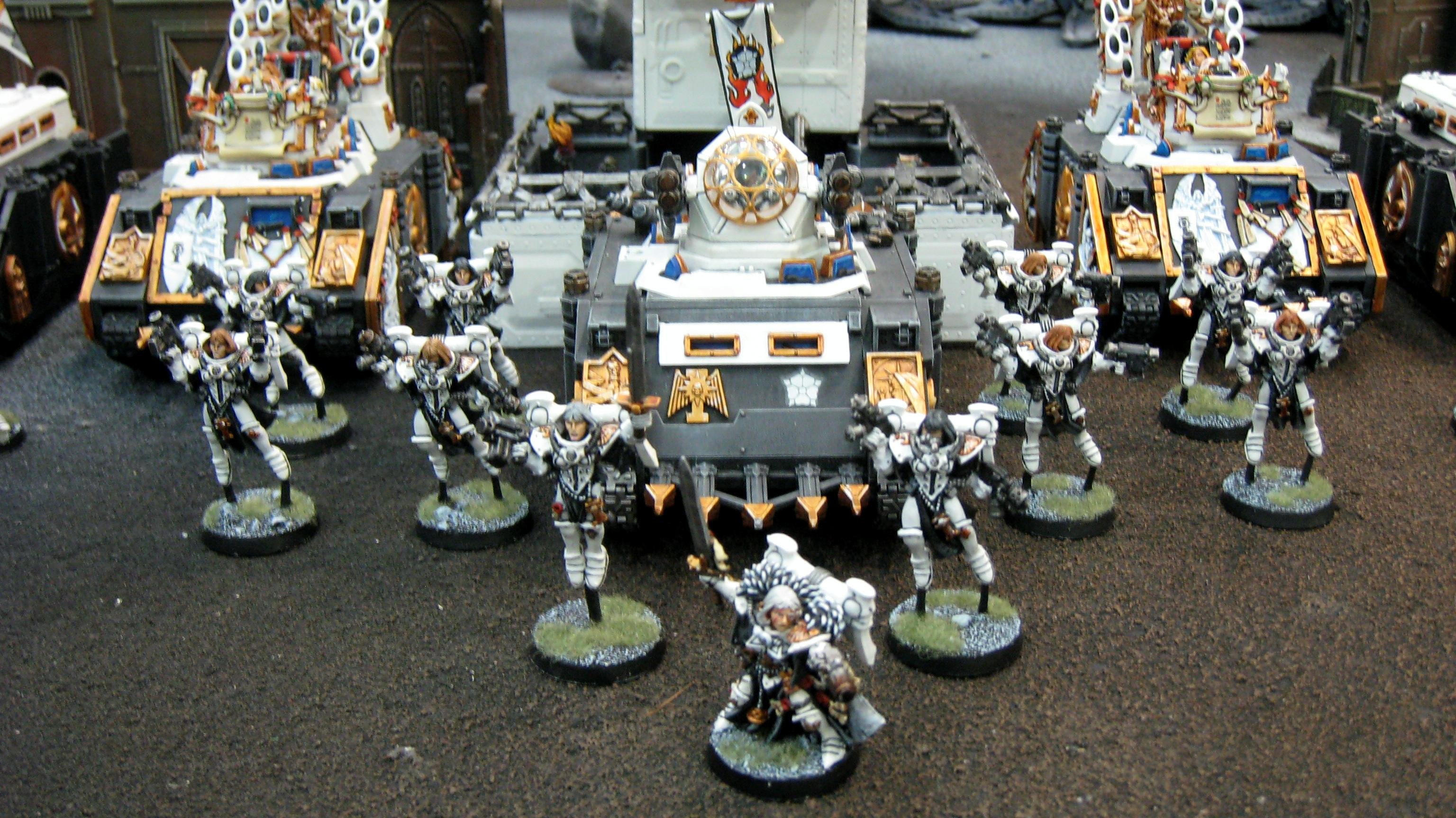Army, Sisters Of Battle, Warhammer 40,000, Witch Hunters