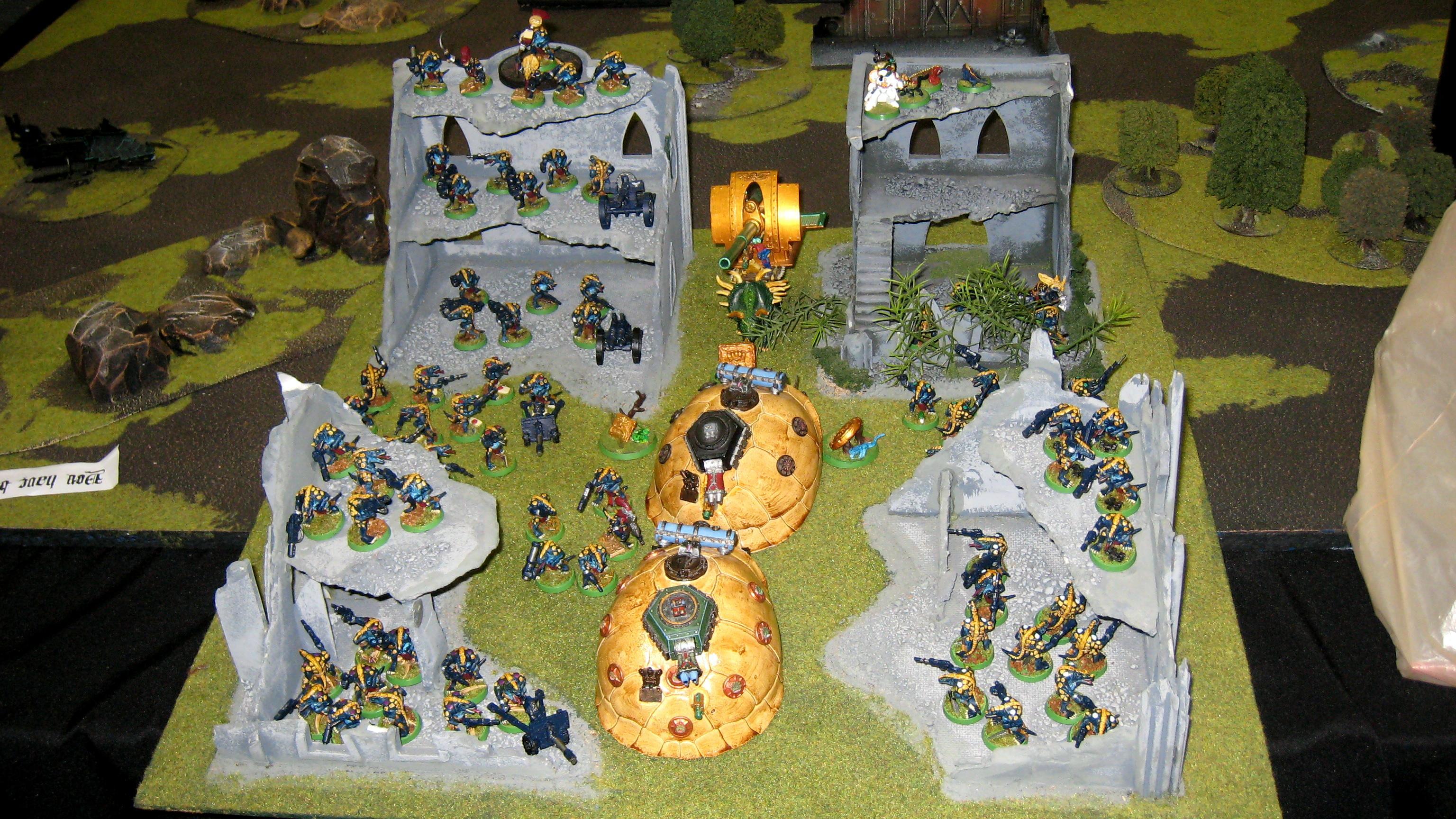 Conversion, Orks, Lizard Men Imperial Guard