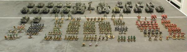 Army, Display, Warhammer 40,000