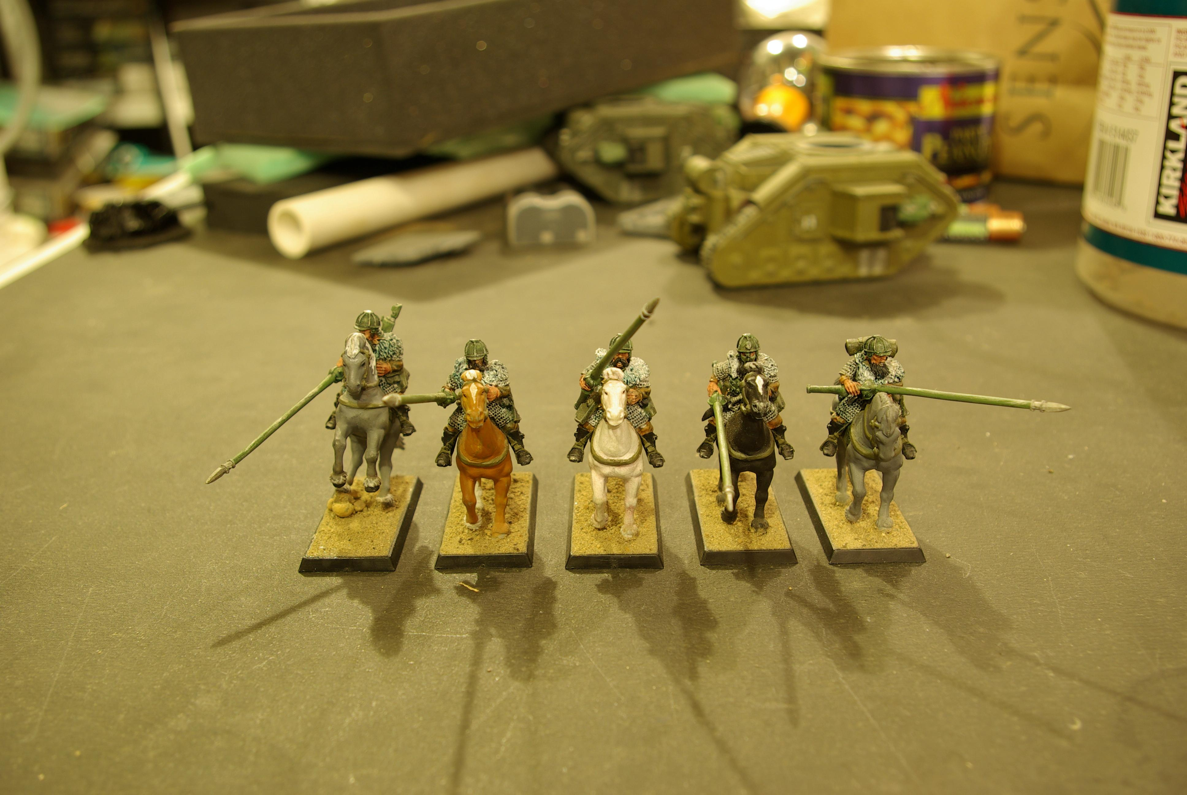 Cavalry, Imperial Guard, Warhammer 40,000