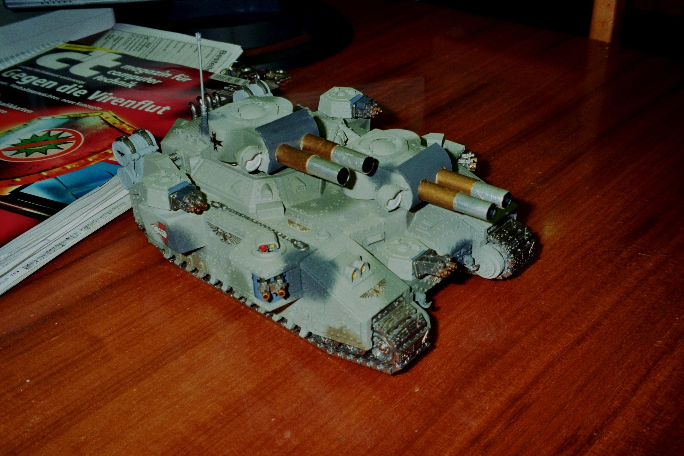 Baneblade, Conversion, Imperial Guard, Superheavy Tank
