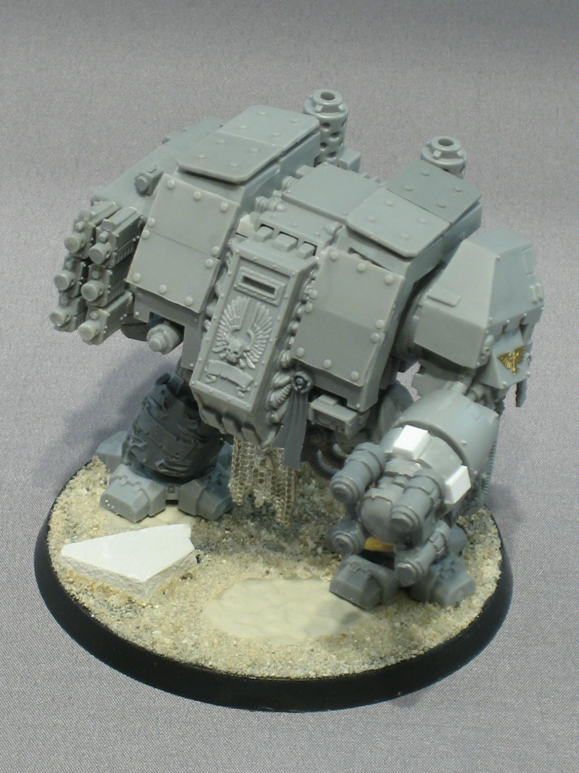 Ironclad, Space Marines