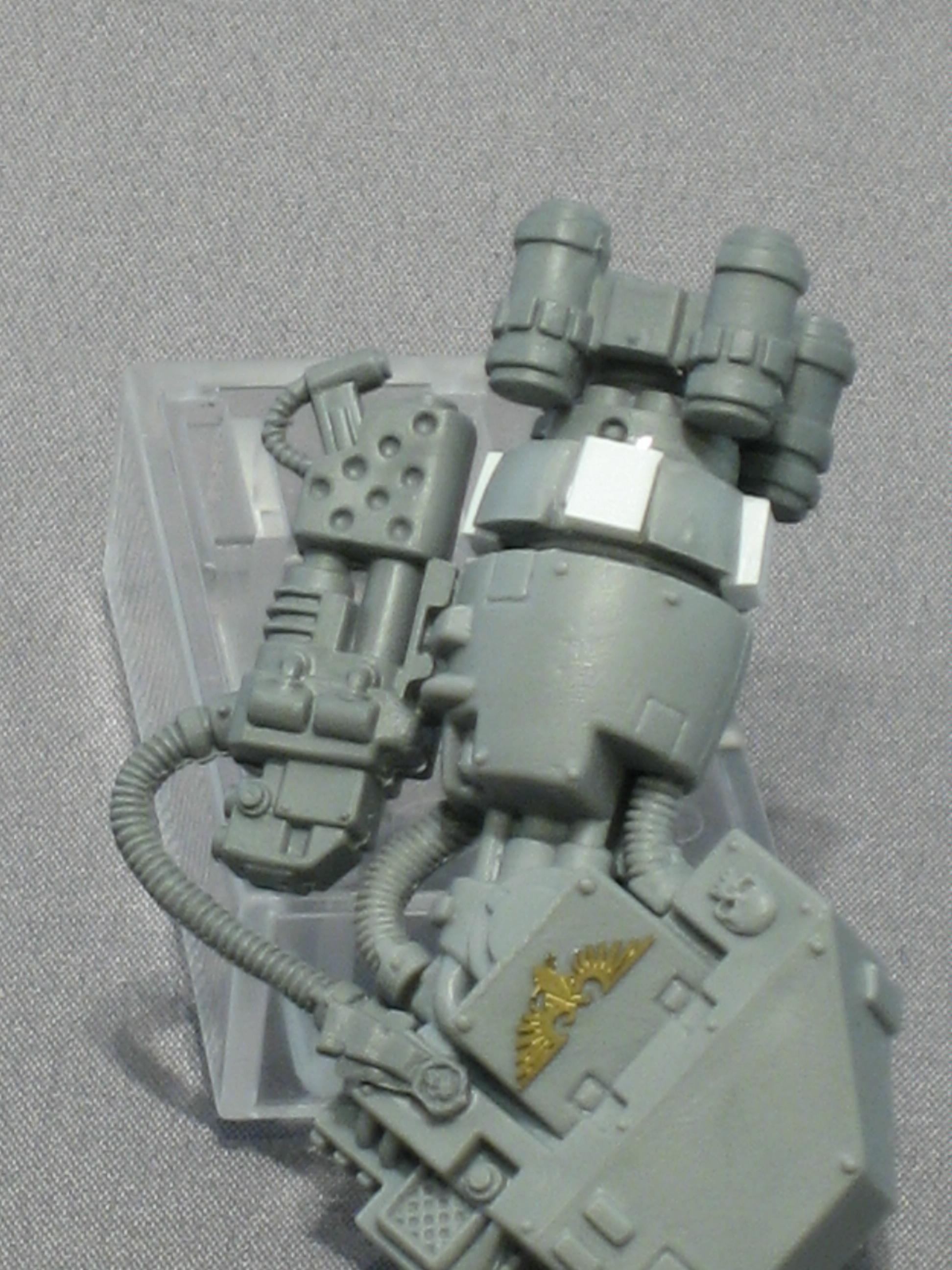 Seismic Hammer, Space Marines