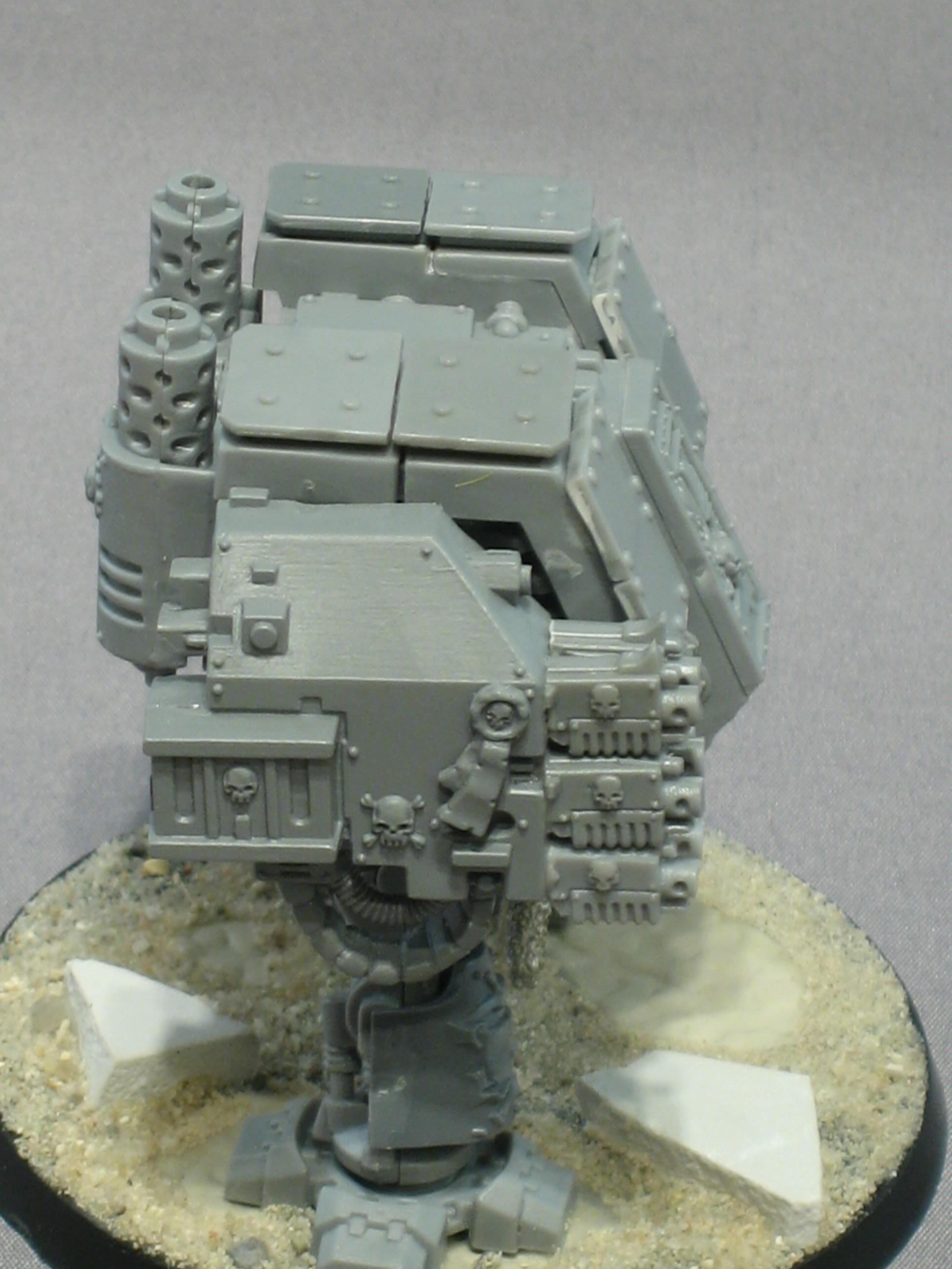 Hurricane Bolter, Space Marines