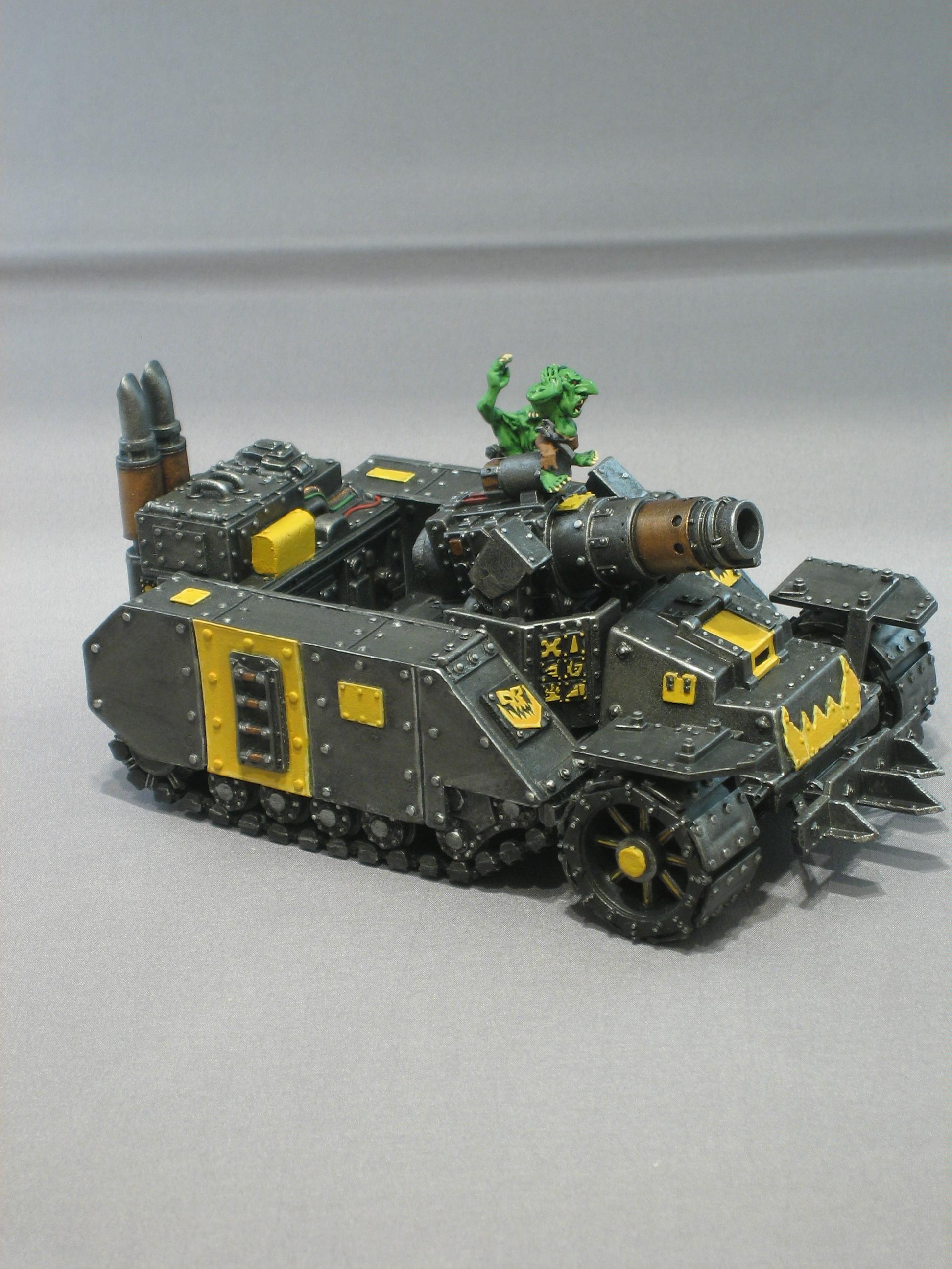 Looted Wagon, Orks, Warhammer 40,000