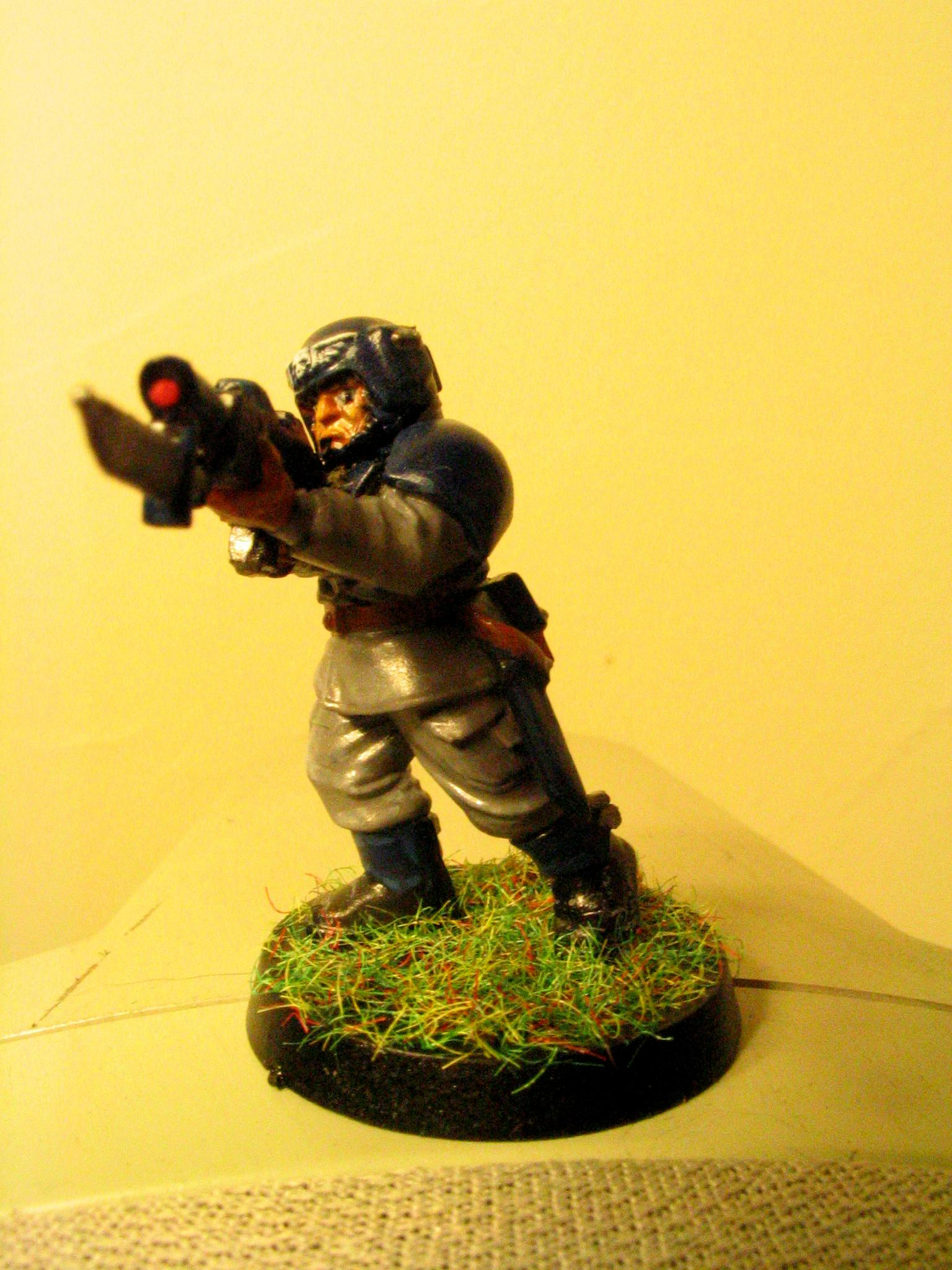 Cadians, Imperial Guard, Infantry