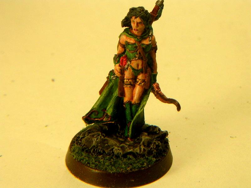 Archers, Elves, Female, Rangers