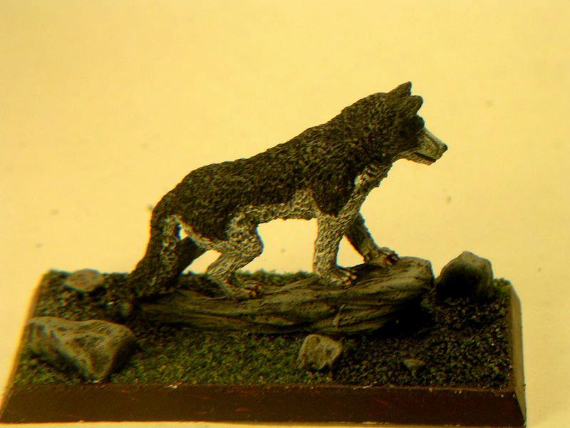 Wolf, Wolf Companion Right