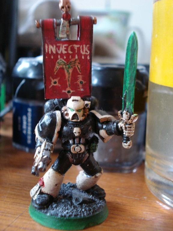 Banner, Space Marines