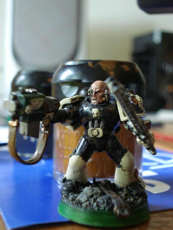 Space Marines, Veteran, Warhammer 40,000