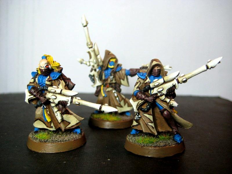 Eldar, Pathfinders, Rangers