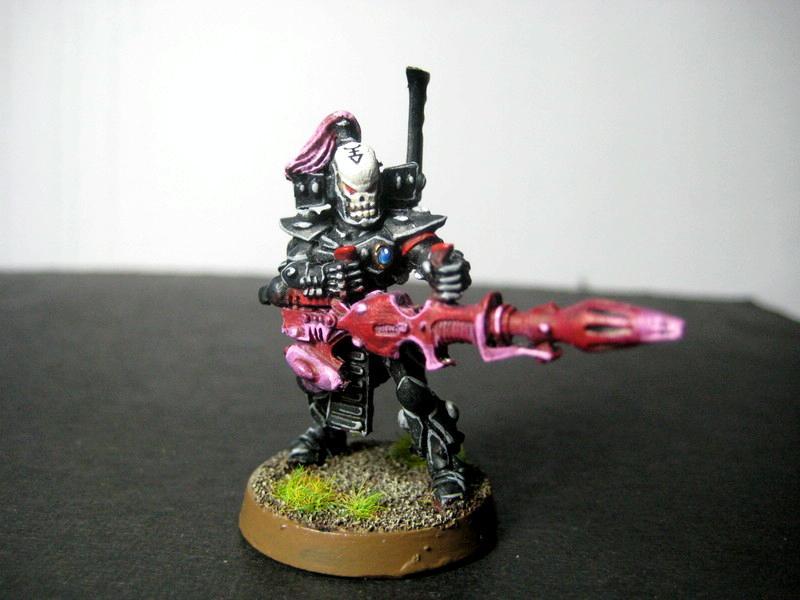 Aspect Warrior, Dark Reapers, Eldar