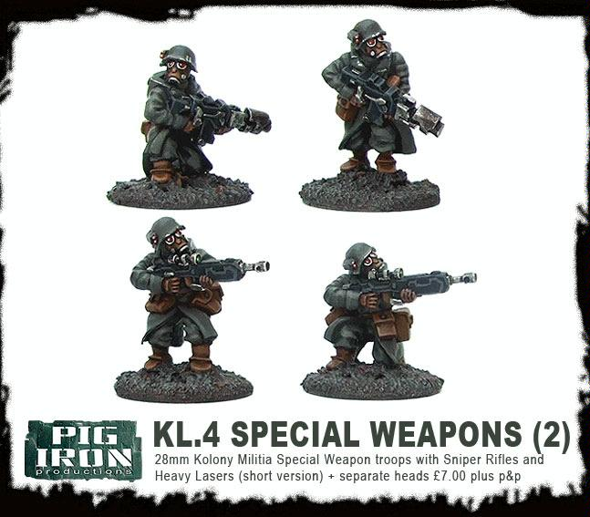 Infantry, Review, Science-fiction, Warhammer 40,000