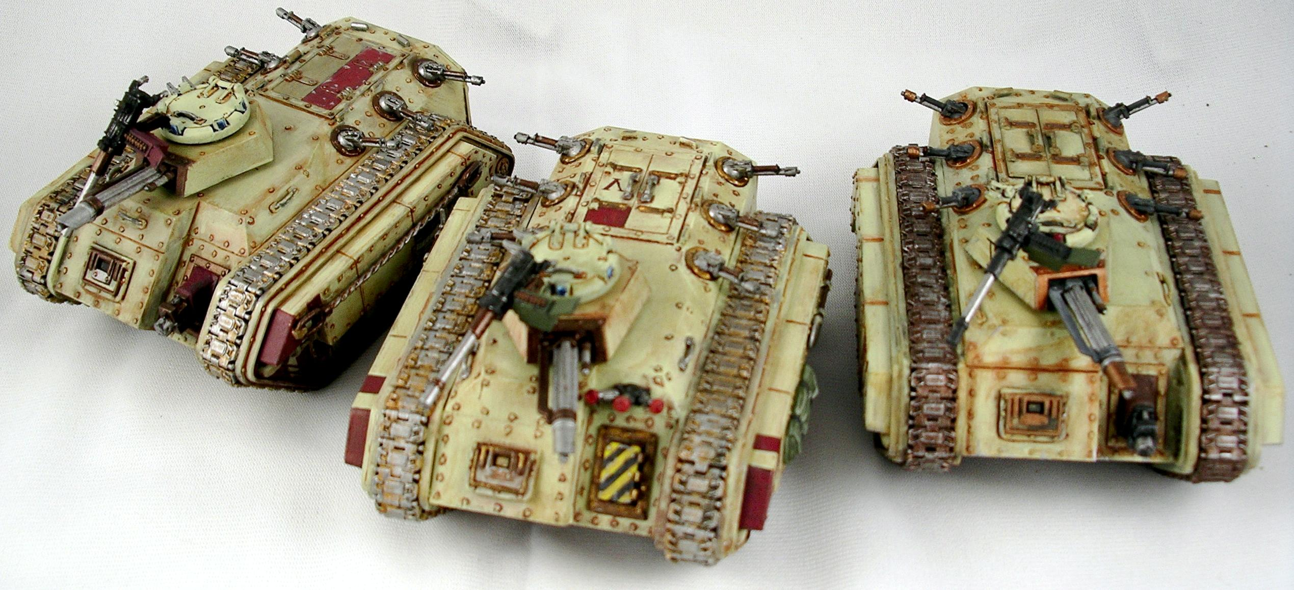 Chimeras, Imperial Guard, Tank, Vostroyan