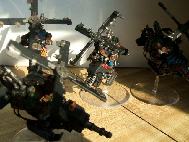 Deff Dread, Orks, Big Shoota Coptas