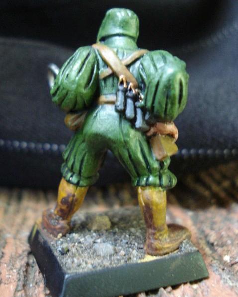 Capt'n Ruten's Rear