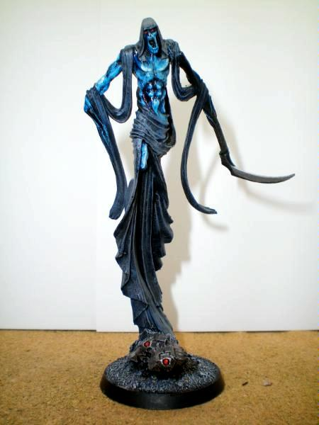 Necrons, Necrons Nightbringer Spooky