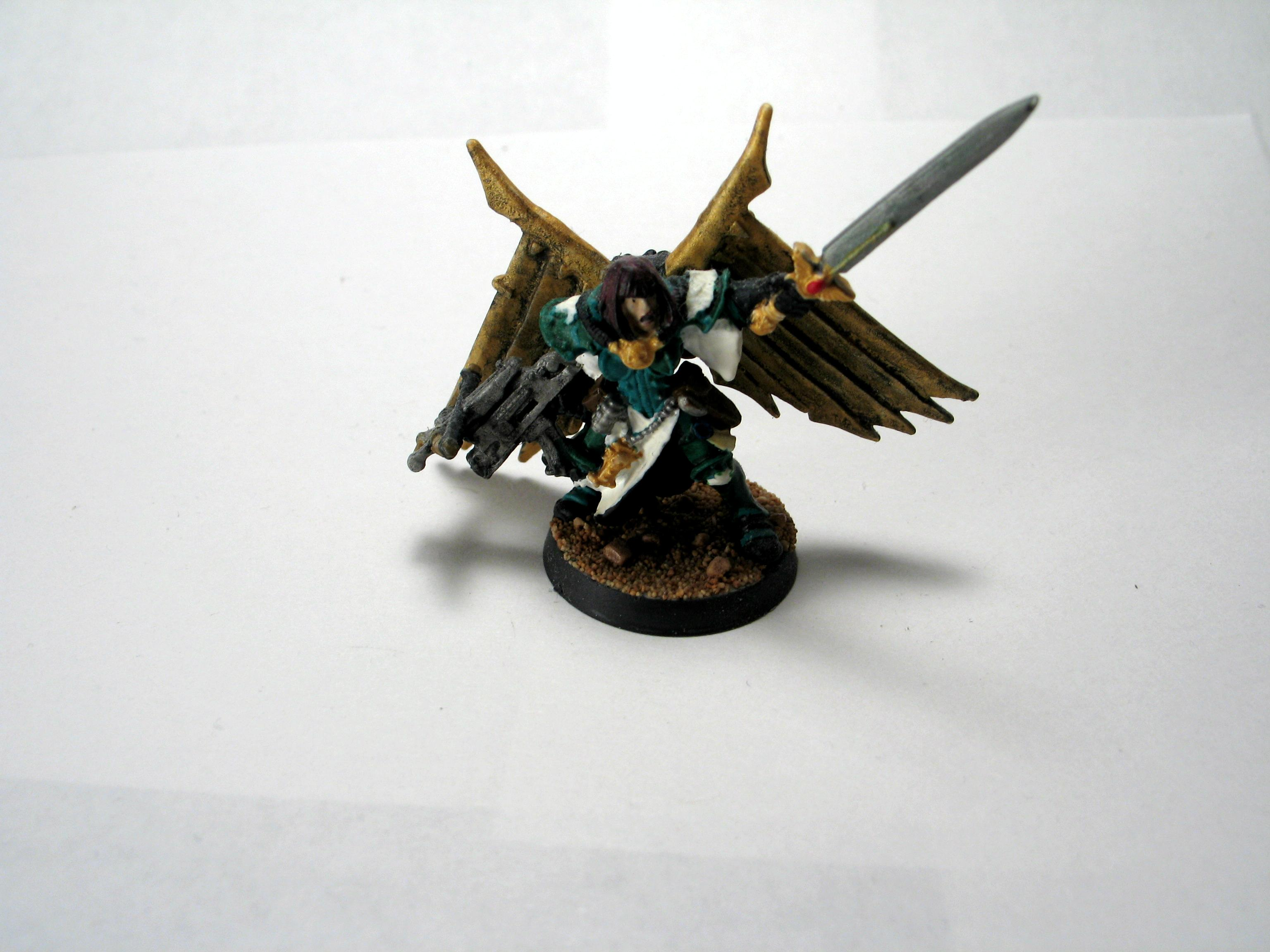 Inquisition, Sisters Of Battle, Warhammer 40,000, Winged