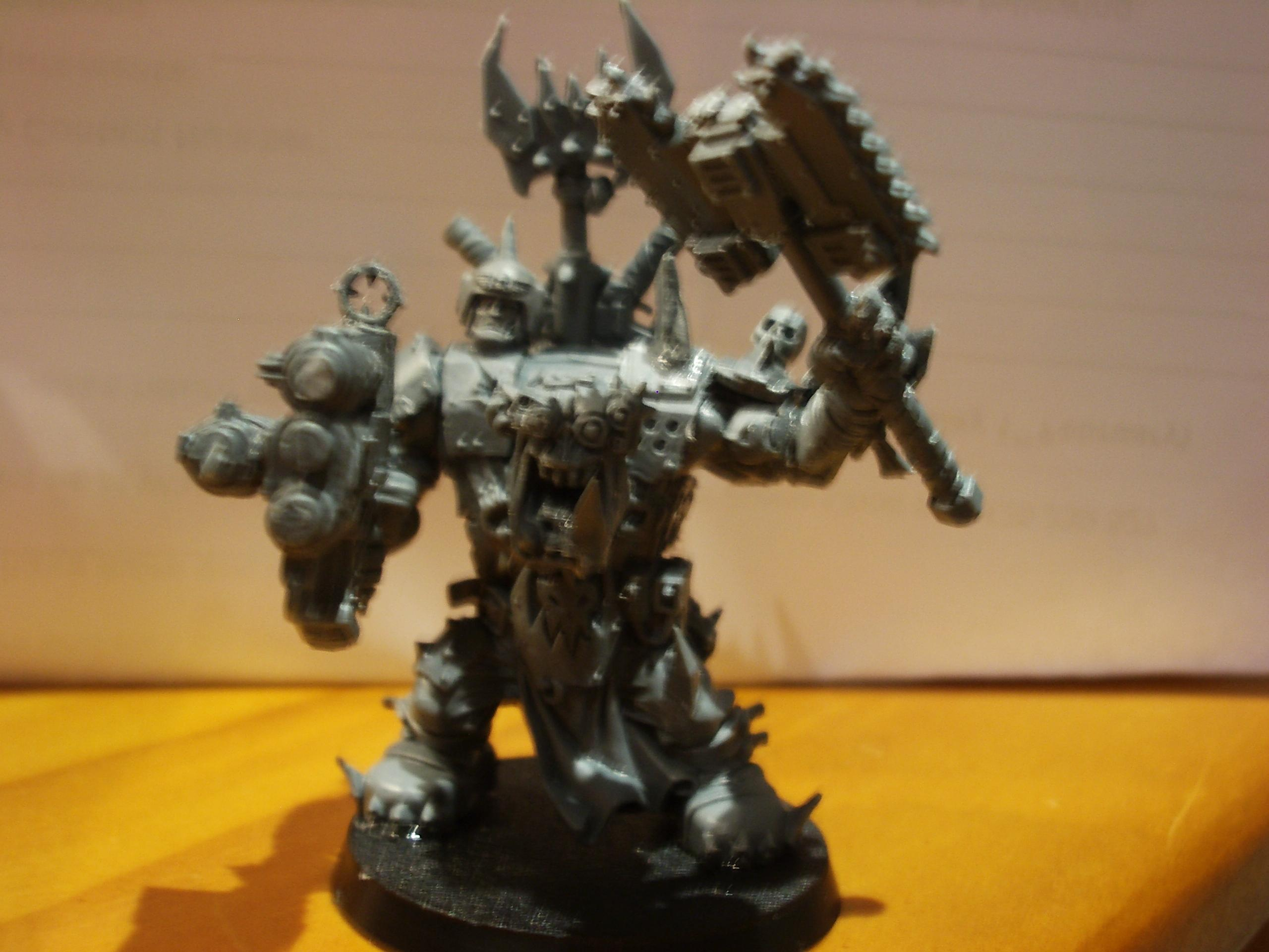 Blurred Photo, Orks