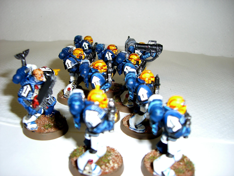 3rd Company, Nova Marines, Space Marines