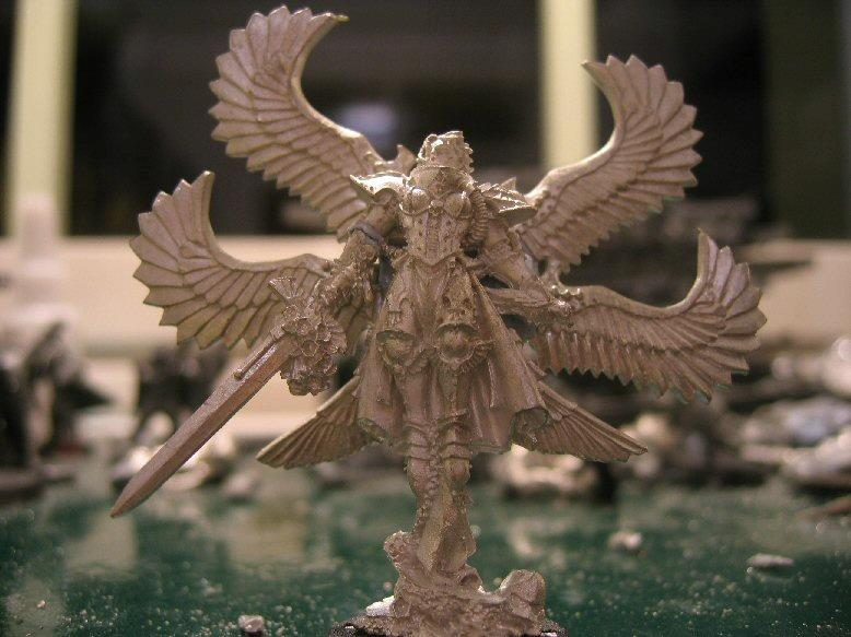 Angel, Living Saint, Sisters Of Battle, Winged