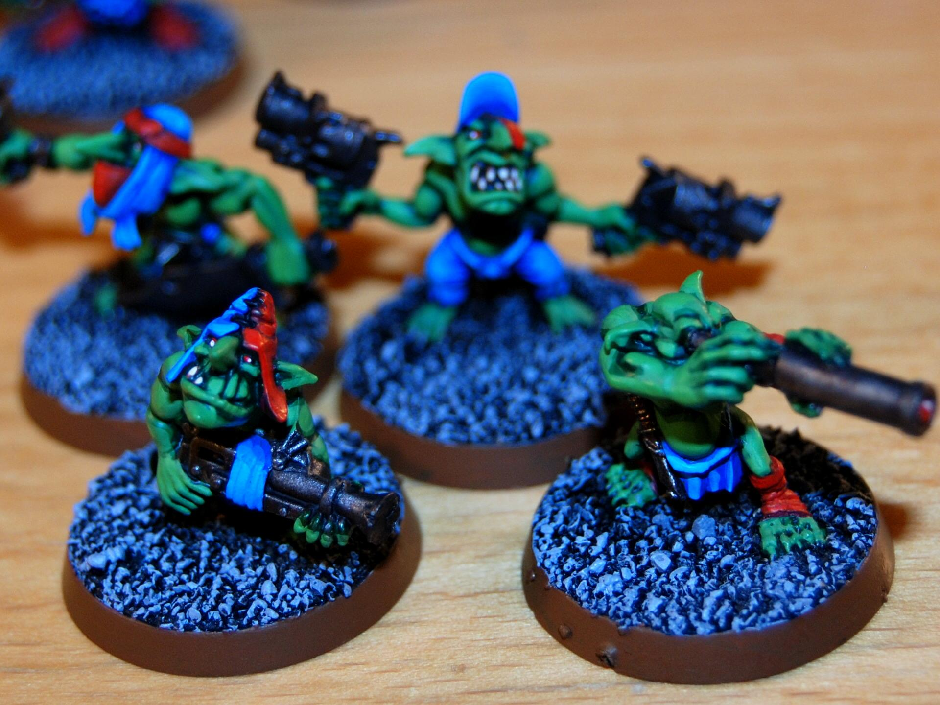 Gretchin, Grots, Grotz, Orks, Warhammer 40,000
