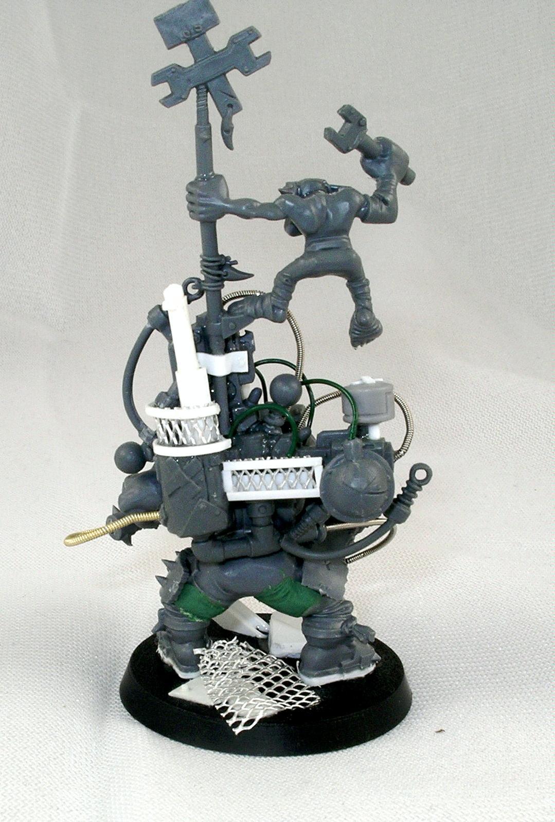 Custom Big Mek, Nuglutz's Back