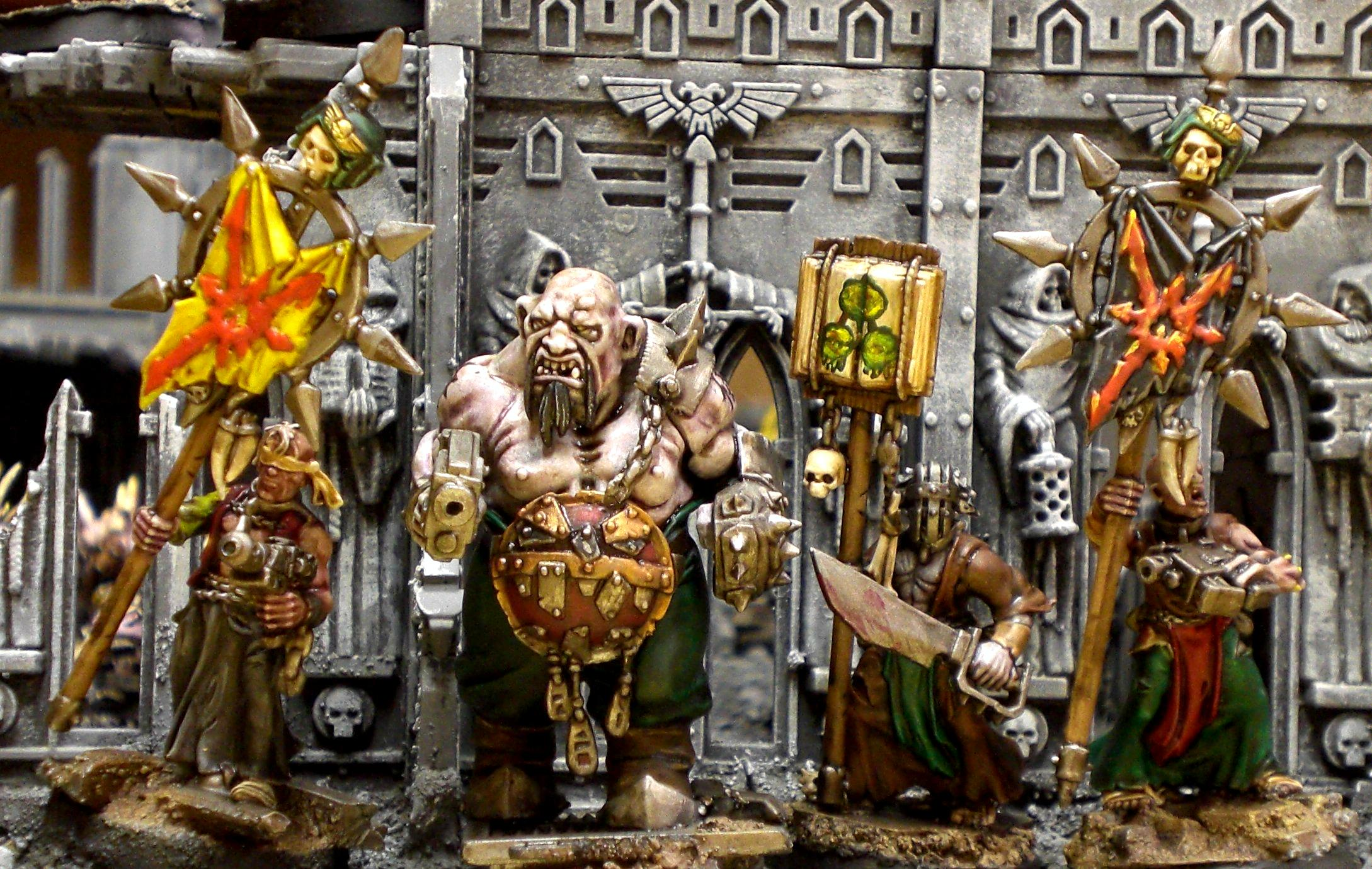 Lost And The Damned, Mutant, Priest, Warhammer 40,000