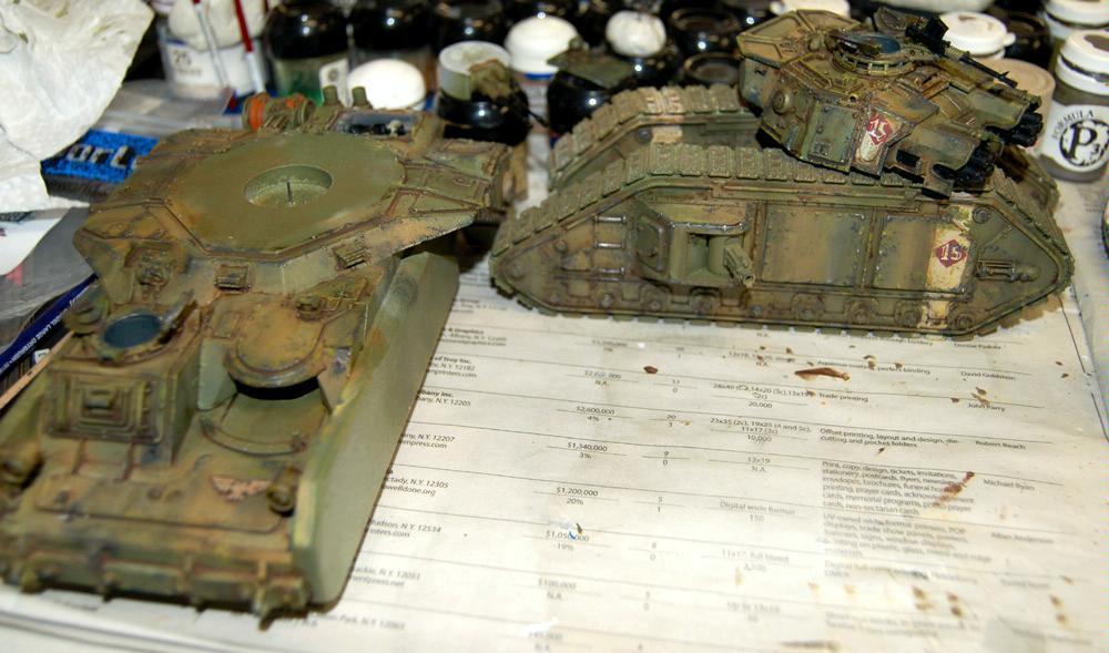 Death Korps of Krieg, Forge World, Imperial Guard, Macharius, Tank, Vulcan