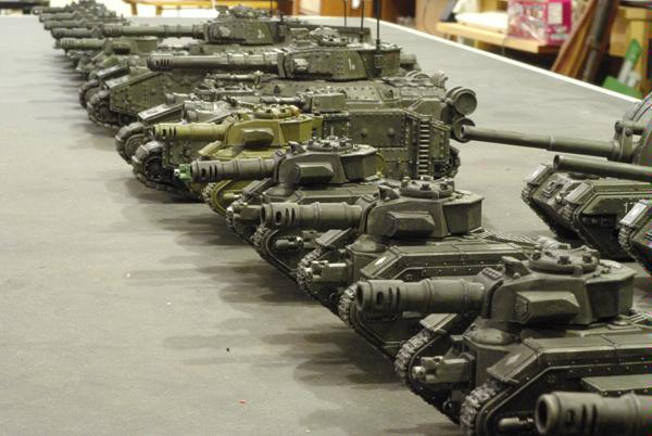Armored Company, Army, Baneblade, Tank