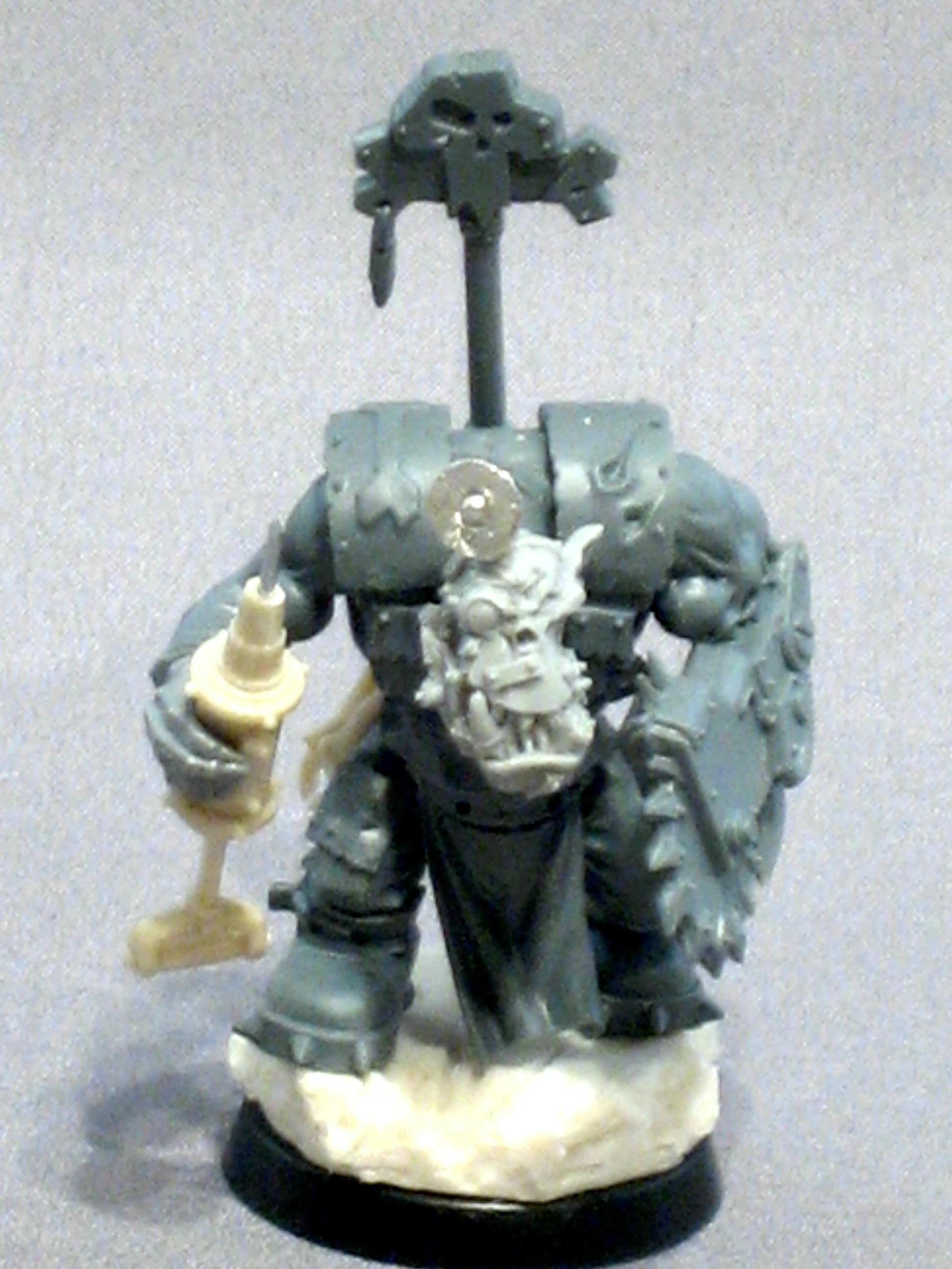 Orks, Painboy, Warhammer 40,000, Work In Progress