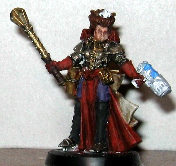 Canoness, Inquisition, Inquisitor, Sisters Of Battle, Warhammer 40,000, Witch Hunters, Witchhunters