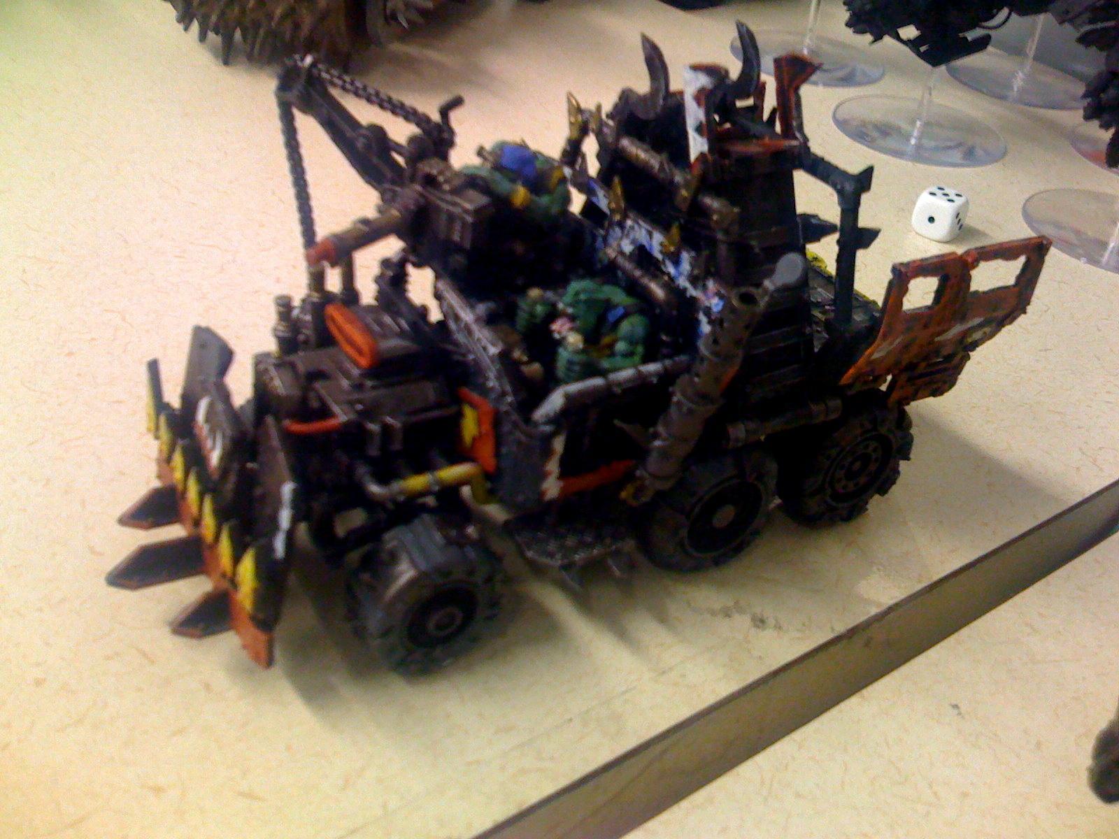 Battlewagon, Orks