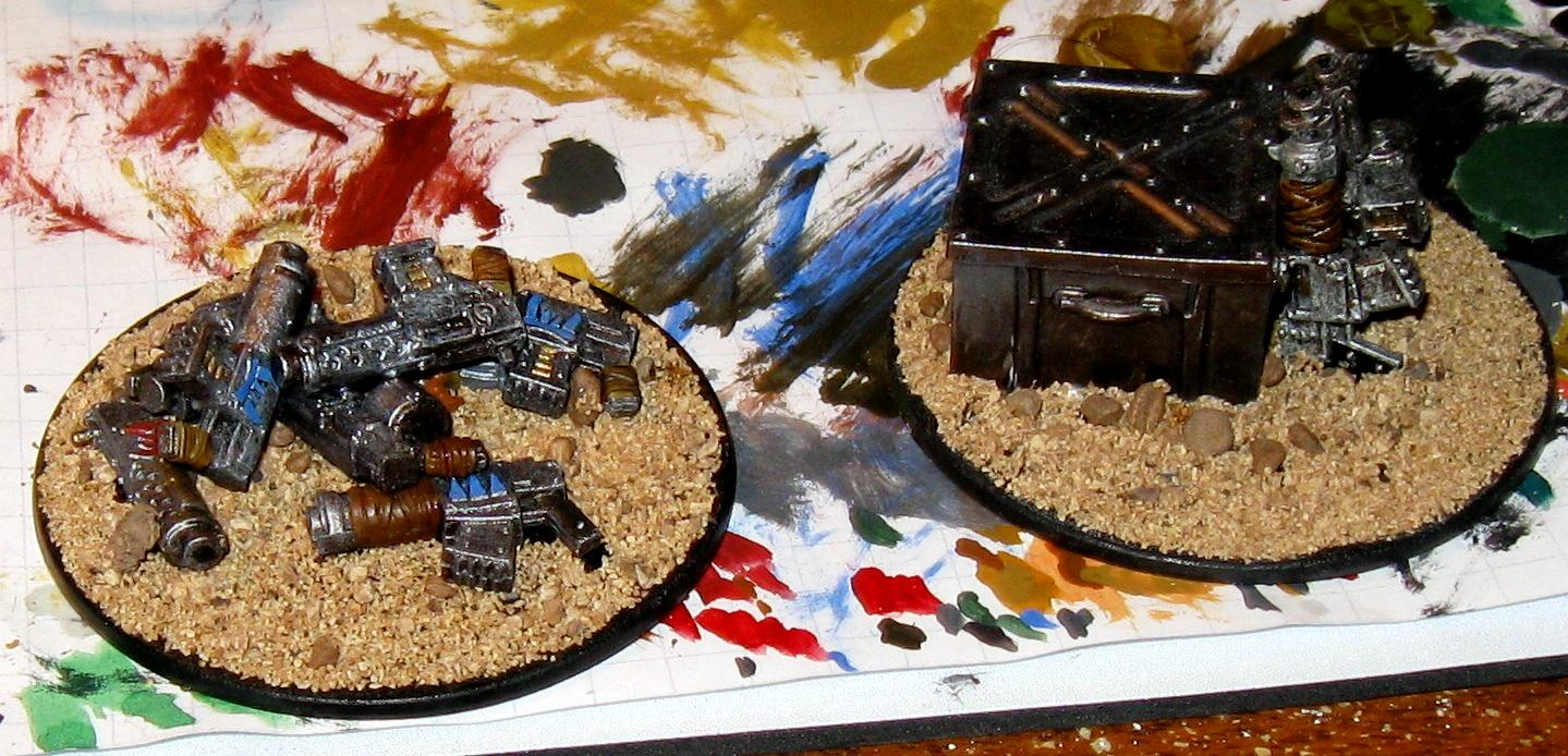 Orks, Orky Objective Markers