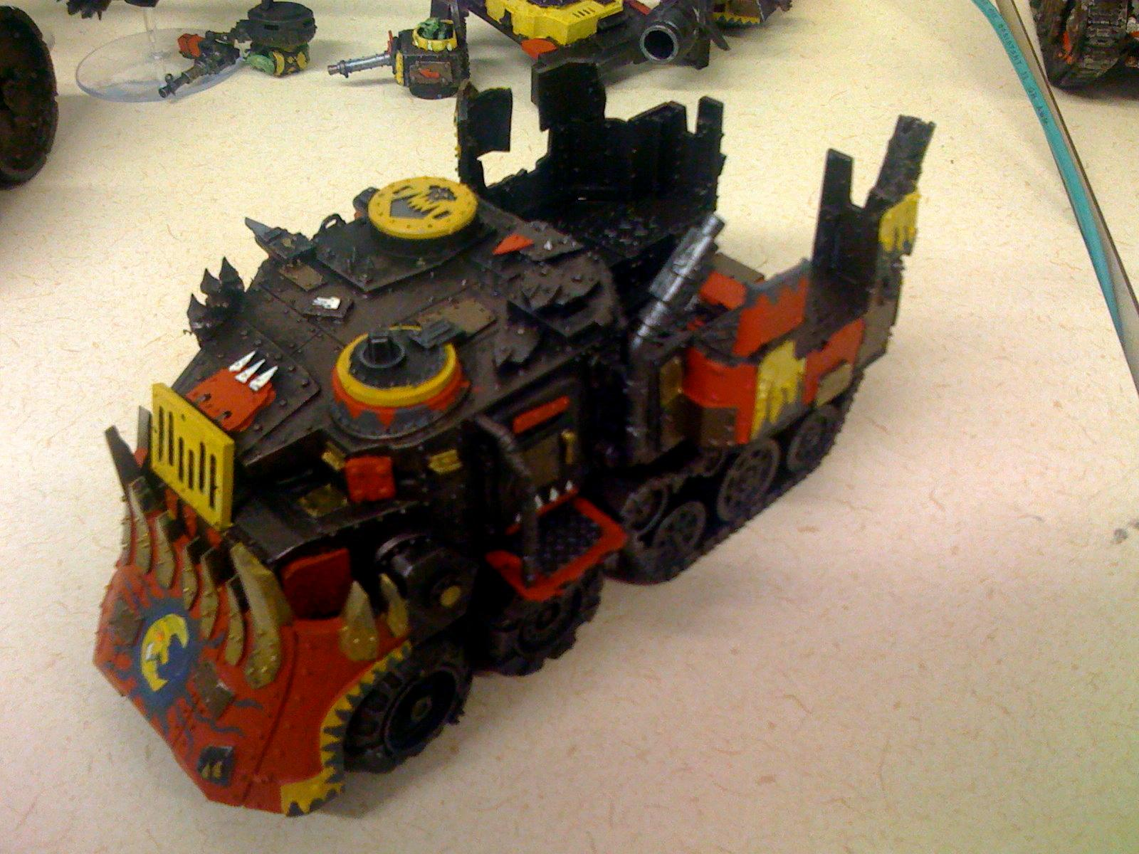 Ork, Wagon