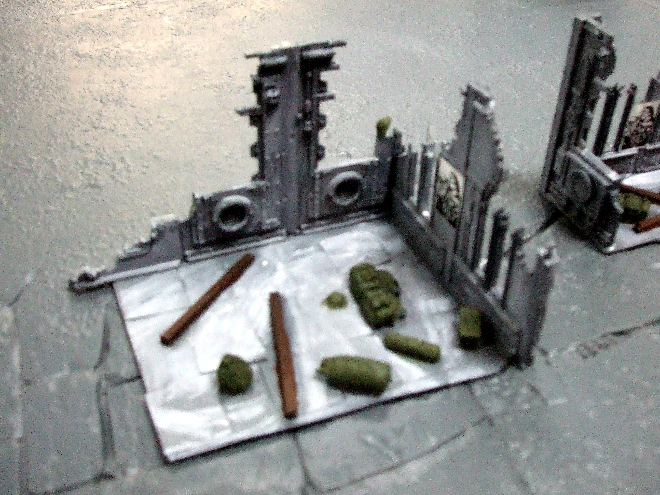 Cities Of Death, Ruins, Terrain