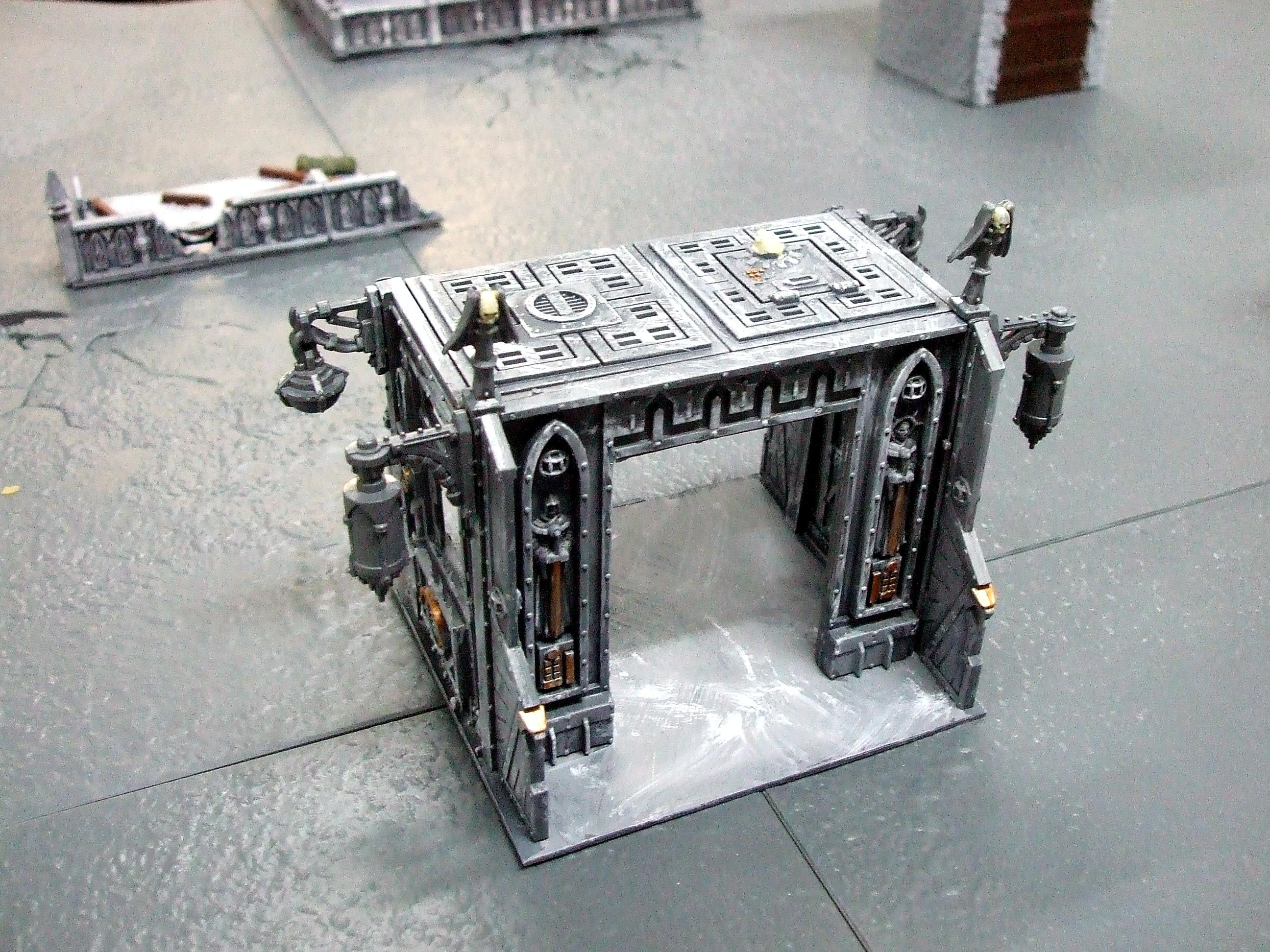 Cities Of Death, Ruins, Terrain, Warhammer 40,000
