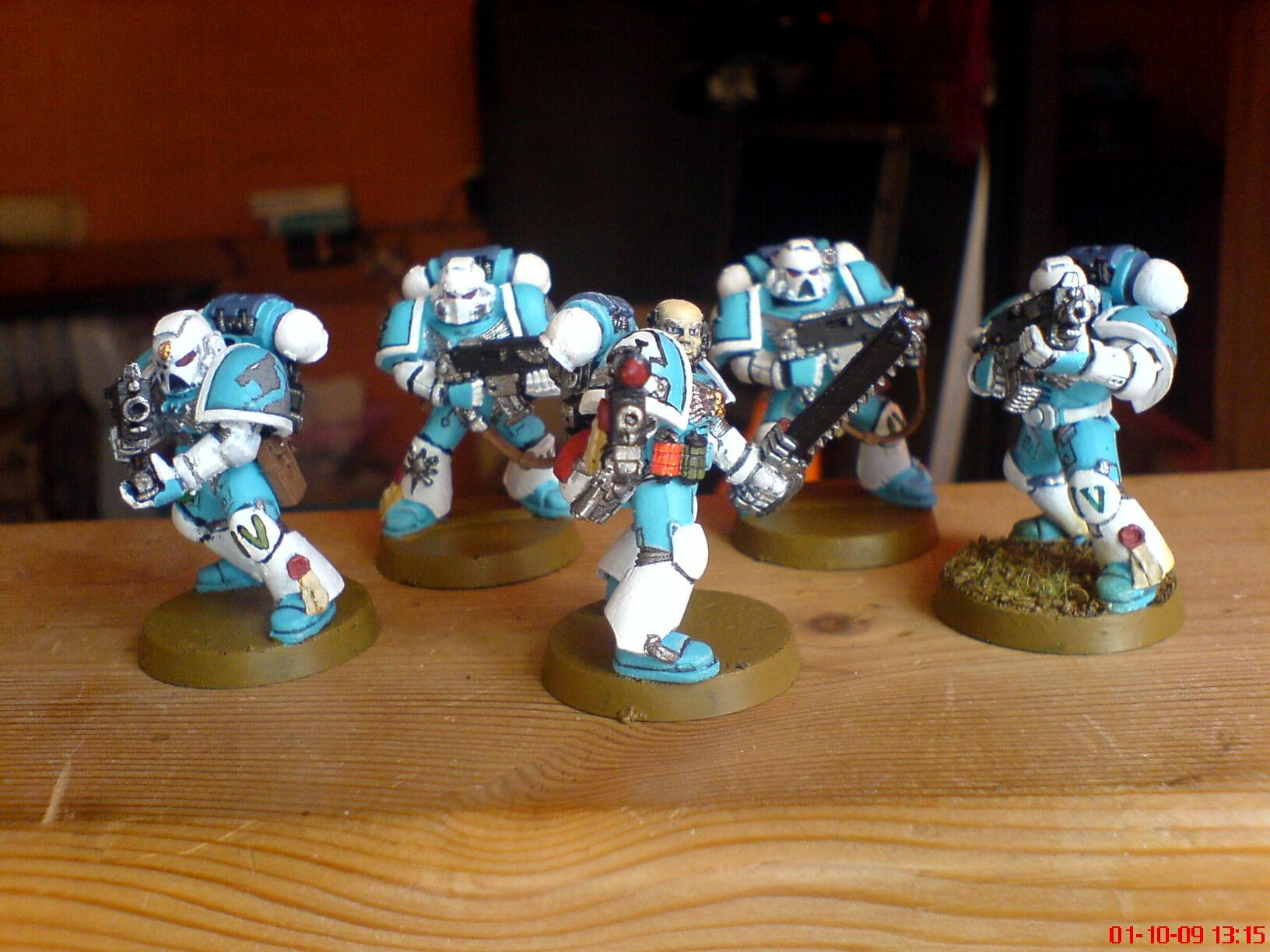 Ice, Ice Panthers, Panthers, Reaper6, Space Marines