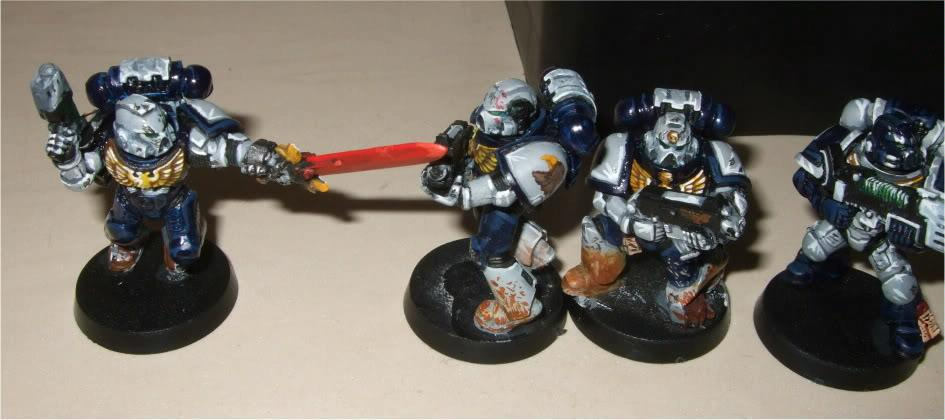 Astartes, Custom, Diy Chapter, Space Marines