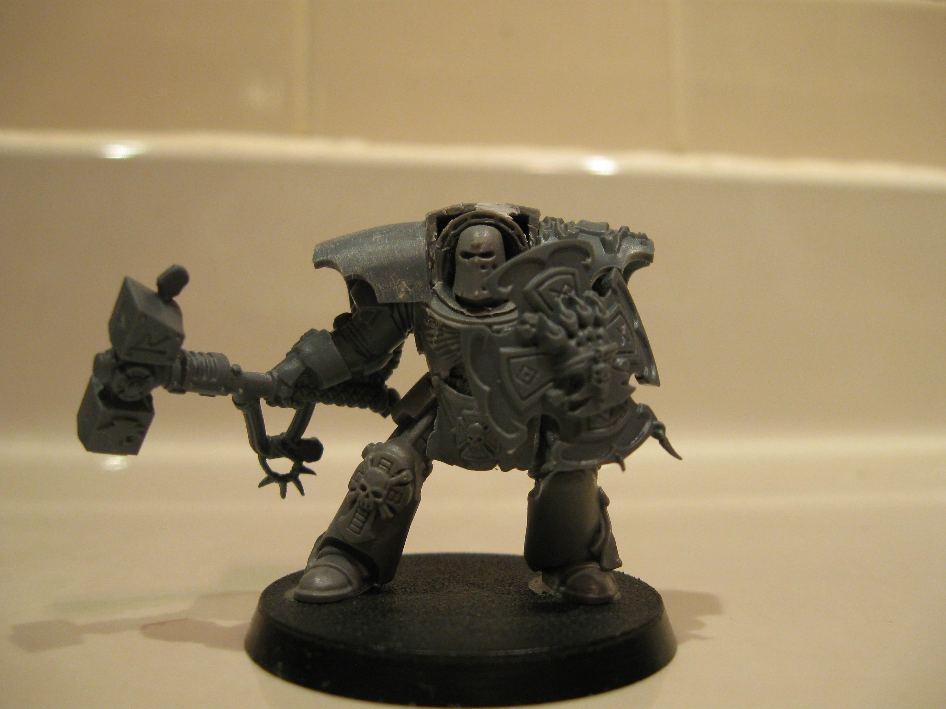 Conversion, Preheresy, Space Wolves